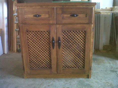 carpinteria viosca roda mueble auxiliar  cocina