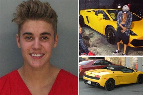 Justin Bieber Arrest Records Take Bad Pictures Take A Look Entertainment Scoop