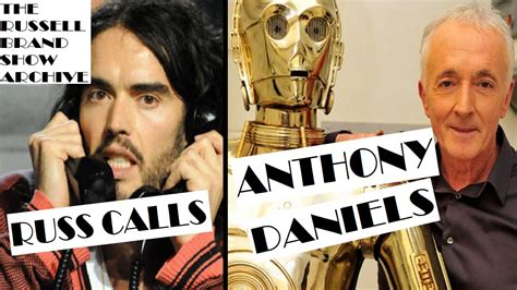 anthony daniels interview anthony daniels c 3po interview the russell brand show
