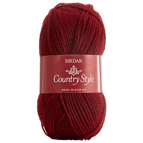 sirdar country style dk buy sirdar country style dk yarn 50g lewis