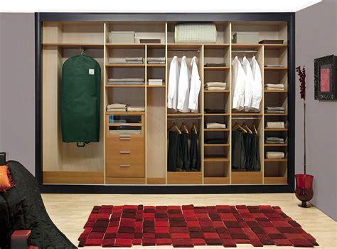 armarios interior claves para dise 241 ar el interior armario empotrado