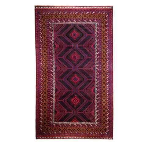 7 X 12 Area Rugs Darya Rugs Tribal 7 Ft 10 In X 12 Ft 10 In Indoor Area Rug M1753 96 The Home Depot