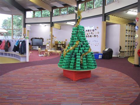 wychall primary school nursery christmas decorations