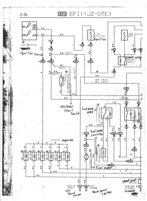 toyota 1jz gte engine wiring diagram pdfsr