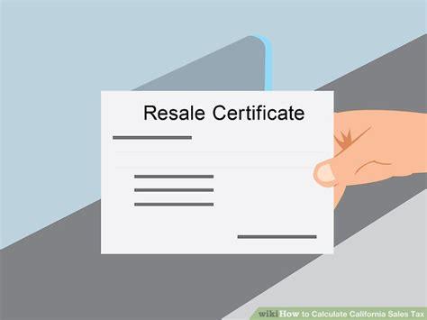 Ca Resale Certificate Template Image Collections | Www.kotaksurat.co