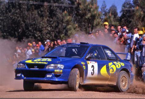 subaru impreza colin mcrae edition mcrae ranting and racing