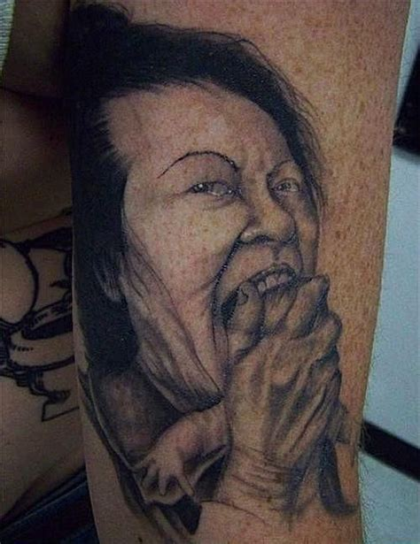 tattoo on hand bad idea 50 funny hideous and totally embarrassing tattoos