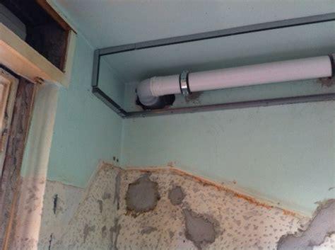 tubo scarico cappa cucina foto modifica tubo areazione cappa cucina di termotek