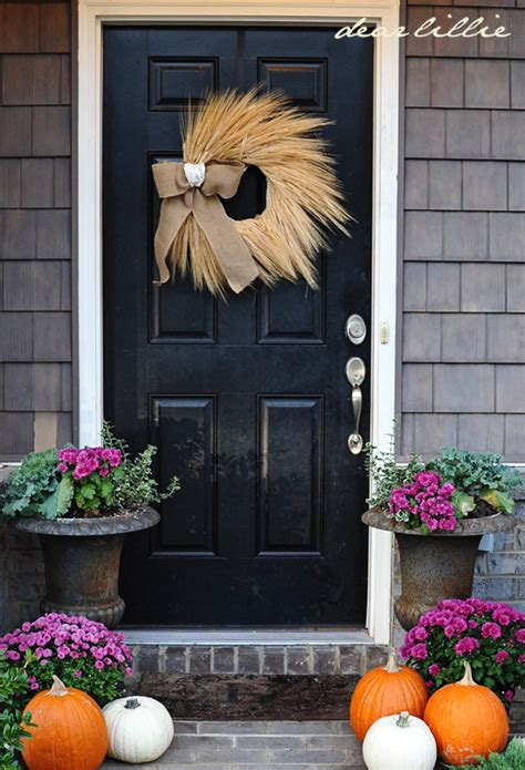 Front Door Sweepstakes Dear Lillie Our Front Door And Wreath Giveaway