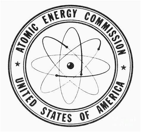 the atomic energy commission and the history of nuclear energy official histories from the department of energy from the discovery of fission to nuclear power production of early nuclear arsenal books atomic energy commission photograph by granger