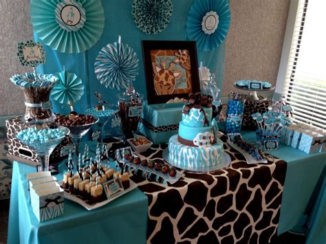 themes in dreaming black boy giraffe baby shower ideas baby ideas