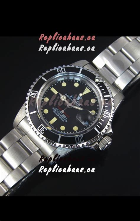 replica rolex c 1 rhca2016 808 rolex submariner 1680 vintage edition 1 1