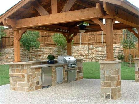outdoor cooking area plans braai area braai plek idees pinterest