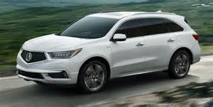 Acura Mdz 2017 Acura Mdx Debuts In New York With New Brand