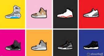 jordan sneakers wallpaper