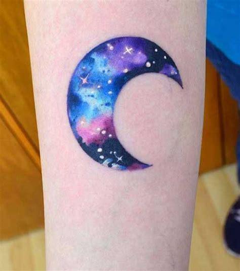 half moon tattoo half moon tattoos