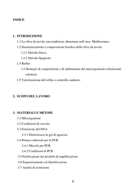 Apology Letter Rejecting Candidate Identificazione Molecolare Di Isolati Fungini Dalle Acque Della Salamoia Delle Olive Indice
