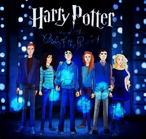 The At The Harry Potter And The Order Of The Premier by Harry Potter And The Order Of The By Emmilinne On