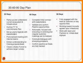 7 30 60 90 day plan team leader resume emails