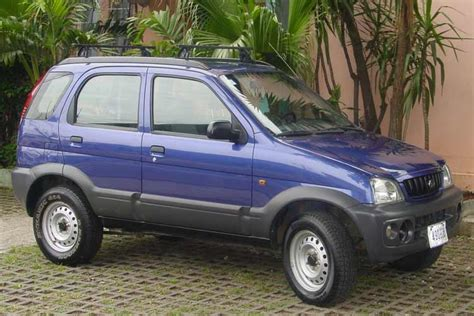 Daihatsu Vehicles Daihatsu Terios 15 4x4 Photos News Reviews Specs
