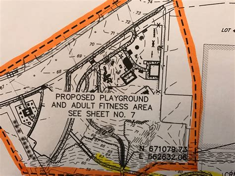 Union County Section 8 by Green Acres Park Development Project Discussed At Township
