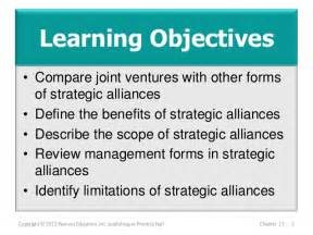 Mba Learning Objectives by Mba 713 Chapter 13