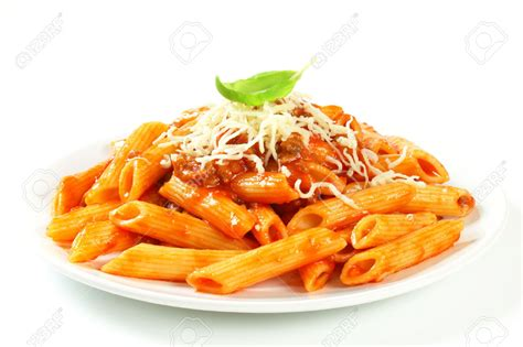 Penne Sauce penne with tomato veal sauce recipe dishmaps
