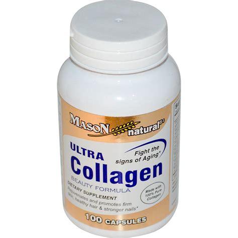 Vitamin Collagen vitamins ultra collagen formula 100 capsules iherb