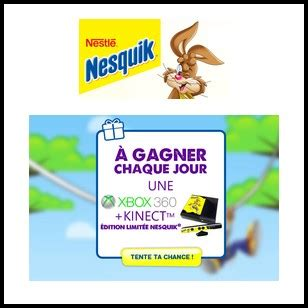 instants gagnants msn xbox 360 kinect edition limit 233 e