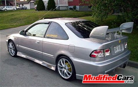 1998 honda civic modified luxuries cars modified car honda civic 1998