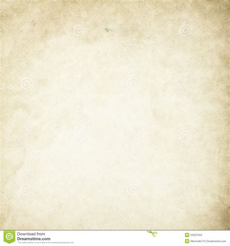 vintage paper template stock photo image of empty