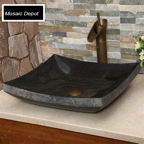 stein waschbecken bad granit arbeitsplatte waschbecken beurteilungen