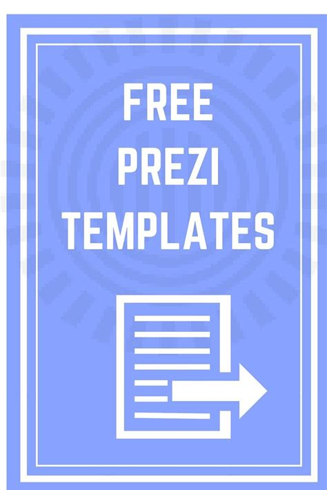 1000 Images About Free Prezi Templates For You To Reuse Free Prezi Template