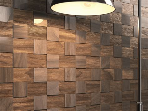 wood wall treatments porcelain stoneware 3d wall mosaic dutch by ceramica sant