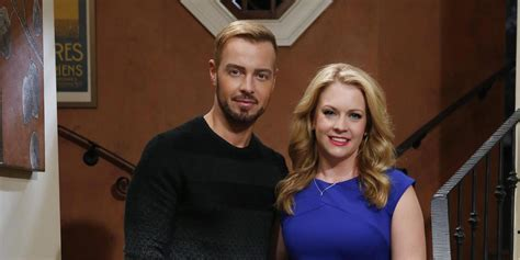 joey lawrence comb over haircut melissa and joey hairstyles fade haircut