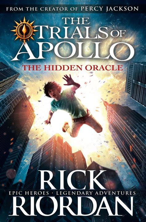 The Trial Of Apollo 1 The Oracle Rick Riordan what new ya covers hit the web this week december 13 ya interrobang