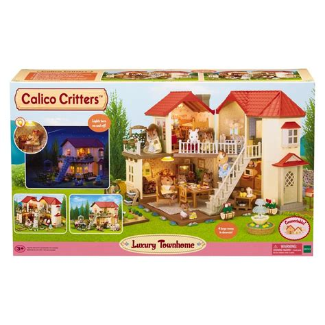 calico critters play table calico critters