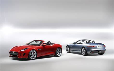 jaguar f type 2014 widescreen car pictures 06 of