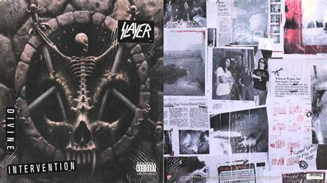 signs of divine intervention in slayer divine intervention 1994 american recordings us