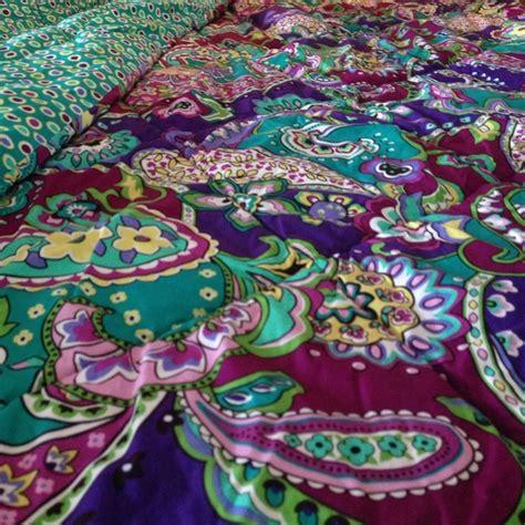 vera bradley bed set 66 off vera bradley other vera bradley reversible comforter in heather from jackie