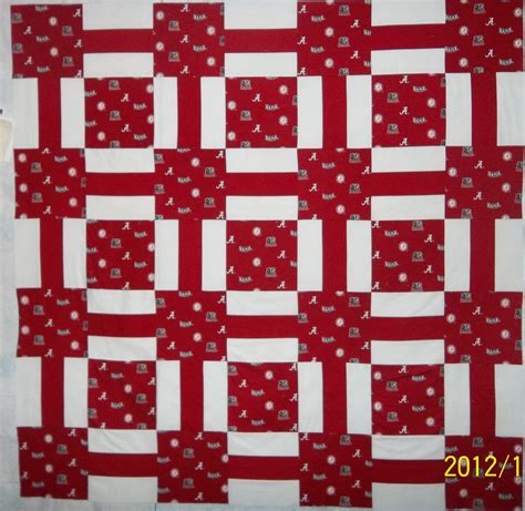 Alabama Quilts by Alabama And Auburn Quilt Tops
