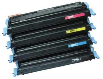 Toner Hp Cb540a Crg116bk Ce320a Cf210a Black Compatible wholesale 10 units mixed colour compatible hp q6000a