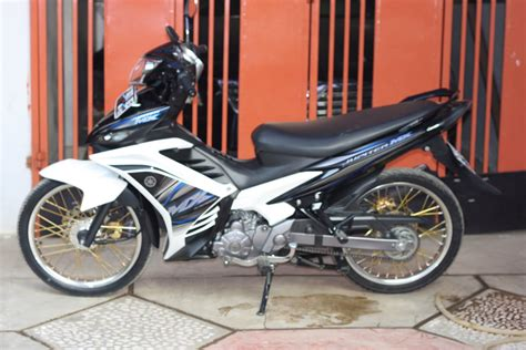 Mx 135 Modifikasi by Modifikasi Motor Jupiter Mx New 135 Cc Terbaru Sukaon