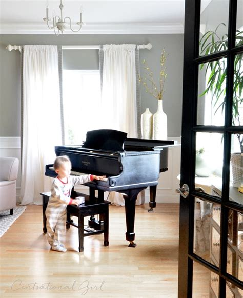 Grand Piano Living Room by Baby Grand Pianos Centsational