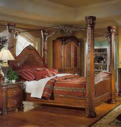 wood canopy beds gallery for gt girls wood canopy bed