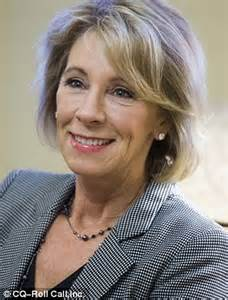 betsy devos net worth forbes donald trump s cabinet is the richest in modern history