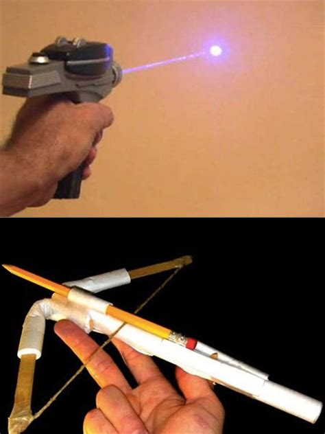 How To Make Paper Weapons At Home - 5 cool weapons you can make from everyday things techeblog