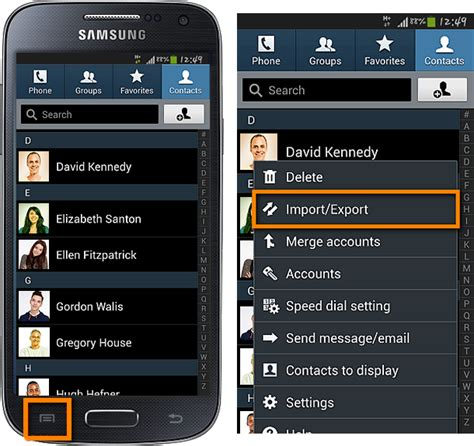 get contacts from android how to transfer android contacts to iphone