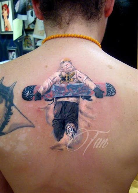 snowboard tattoo designs list of best snowboard ski surf skateboard tattoos 2014