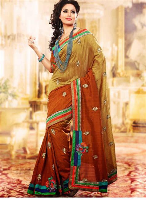 double saree draping saree draping styles